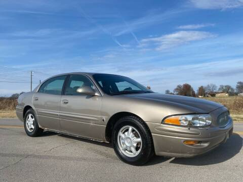 2001 Buick LeSabre for sale at ILUVCHEAPCARS.COM in Tulsa OK