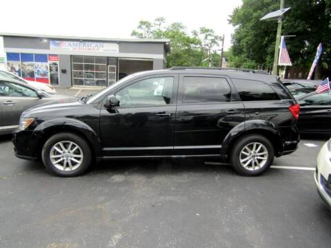2013 Dodge Journey for sale at American Auto Group Now in Maple Shade NJ