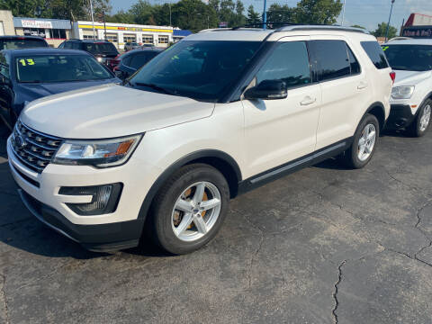 2016 Ford Explorer for sale at Lee's Auto Sales in Garden City MI