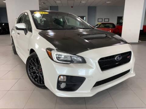 2015 Subaru WRX for sale at Auto Mall of Springfield in Springfield IL