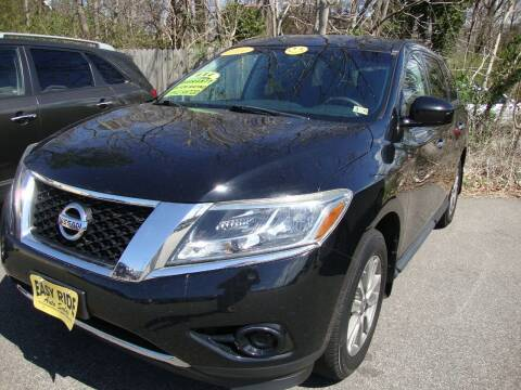 2014 Nissan Pathfinder for sale at Easy Ride Auto Sales Inc in Chester VA