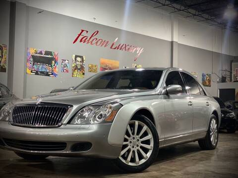 2004 Maybach 57 for sale at FALCON AUTO BROKERS LLC in Orlando FL