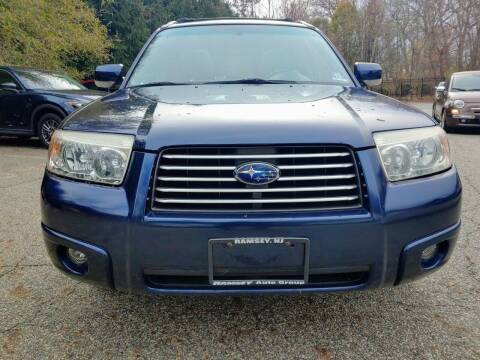 2006 Subaru Forester for sale at CRS 1 LLC in Lakewood NJ