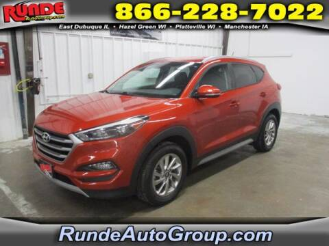 2017 Hyundai Tucson for sale at Runde Chevrolet in East Dubuque IL