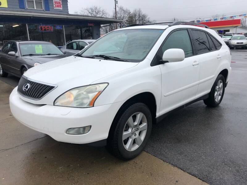 2006 Lexus RX 330 for sale at Wise Investments Auto Sales in Sellersburg IN