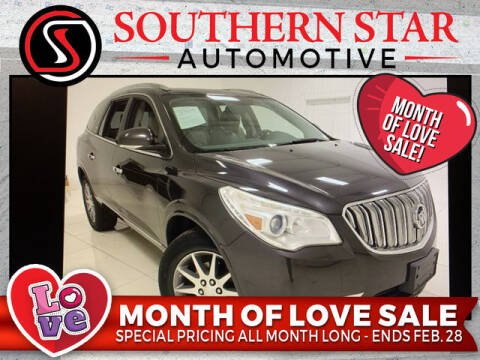 2013 Buick Enclave for sale at Southern Star Automotive, Inc. in Duluth GA