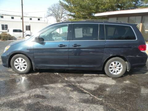2009 Honda Odyssey for sale at Kingdom Auto Centers in Litchfield IL