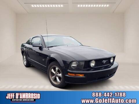 2007 Ford Mustang for sale at Jeff D'Ambrosio Auto Group in Downingtown PA