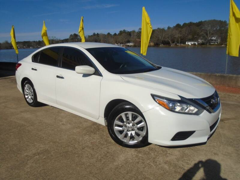 2016 Nissan Altima for sale at Lake Carroll Auto Sales in Carrollton GA