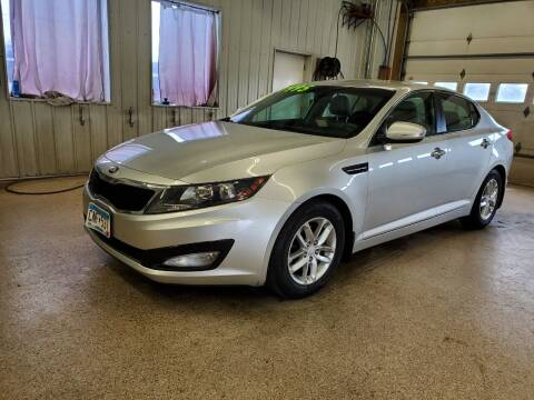2013 Kia Optima for sale at Sand's Auto Sales in Cambridge MN