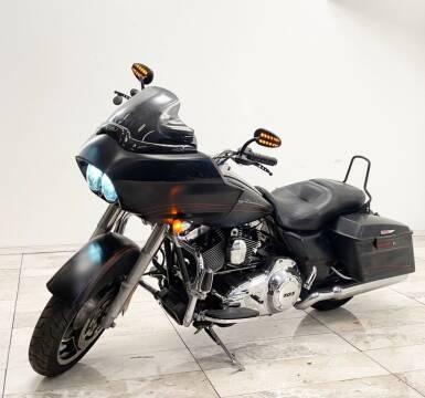 2012 Harley-Davidson FLTRX ROAD GLIDE CUSTOM for sale at Elegant Auto Sales in Rancho Cordova CA