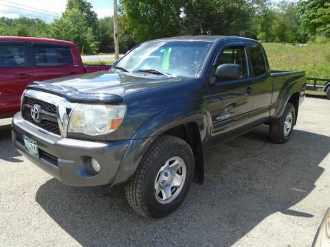 2011 Toyota Tacoma for sale at Wimett Trading Company in Leicester VT