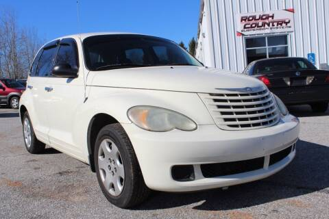 2008 Chrysler PT Cruiser for sale at UpCountry Motors in Taylors SC