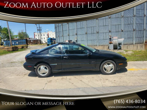 1998 Pontiac Sunfire for sale at Zoom Auto Outlet LLC in Thorntown IN