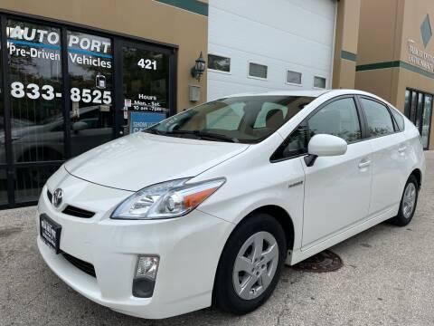 2010 Toyota Prius for sale at REDA AUTO PORT INC in Villa Park IL