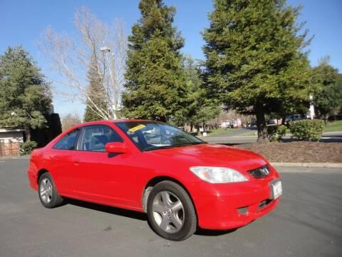 2004 Honda Civic for sale at 7 STAR AUTO in Sacramento CA