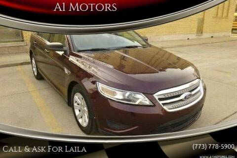2011 Ford Taurus for sale at A1 Motors Inc in Chicago IL