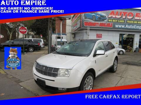 2010 Lincoln MKX for sale at Auto Empire in Brooklyn NY