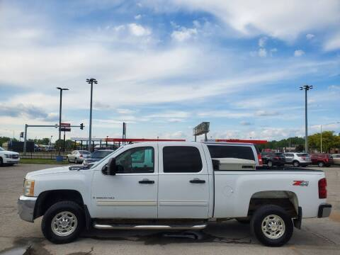2009 Chevrolet Silverado 2500HD for sale at Government Fleet Sales in Kansas City MO