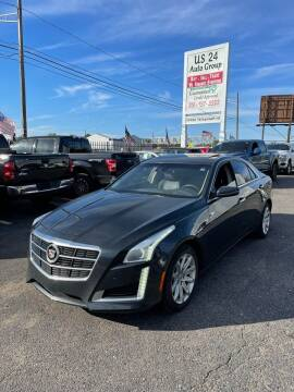 2014 Cadillac CTS for sale at US 24 Auto Group in Redford MI