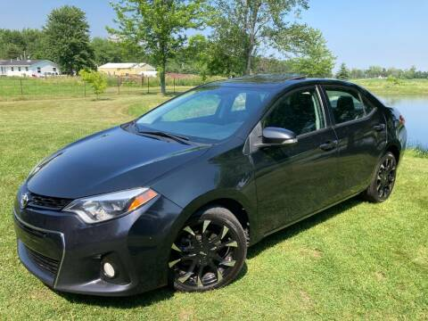 2014 Toyota Corolla for sale at K2 Autos in Holland MI