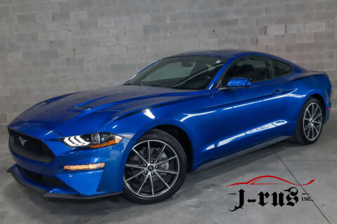 2018 Ford Mustang for sale at J-Rus Inc. in Macomb MI