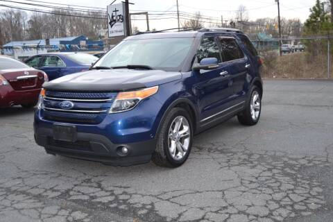 2012 Ford Explorer for sale at Victory Auto Sales in Randleman NC