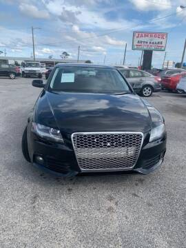 2011 Audi A4 for sale at Jamrock Auto Sales of Panama City in Panama City FL