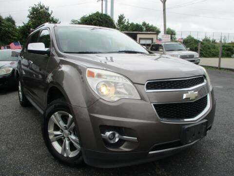 2010 Chevrolet Equinox for sale at Unlimited Auto Sales Inc. in Mount Sinai NY