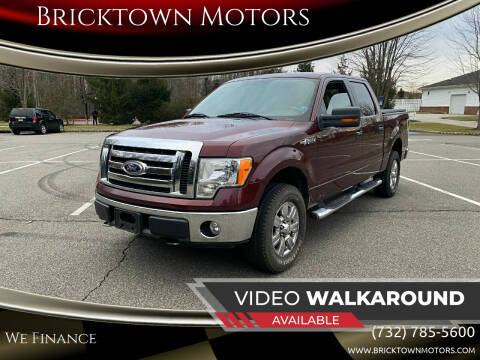 2009 Ford F-150 for sale at Bricktown Motors in Brick NJ