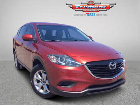 2015 Mazda CX-9 for sale at Rocky Mountain Commercial Trucks in Casper WY