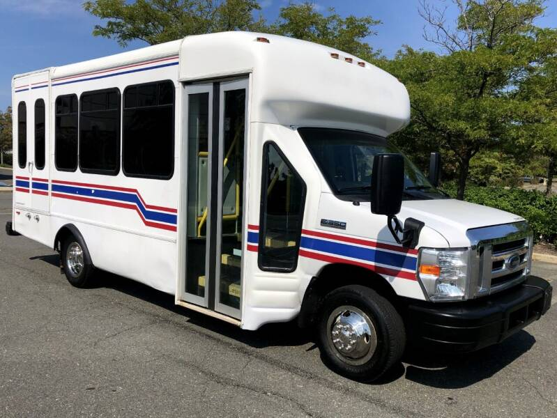 2011 Ford E-350 for sale at Major Vehicle Exchange in Westbury NY
