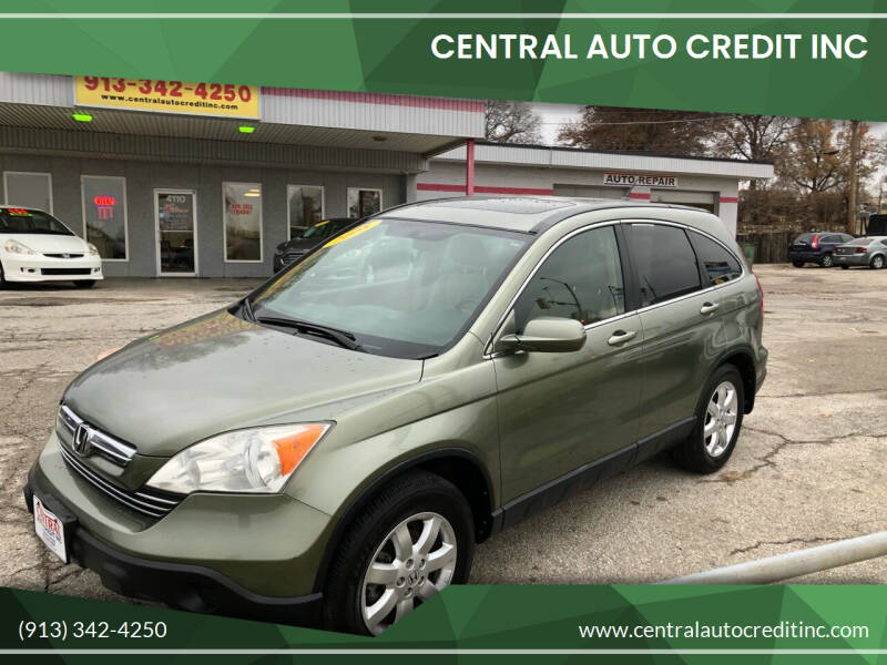 2008 Honda CR-V for sale at Central Auto Credit Inc in Kansas City KS