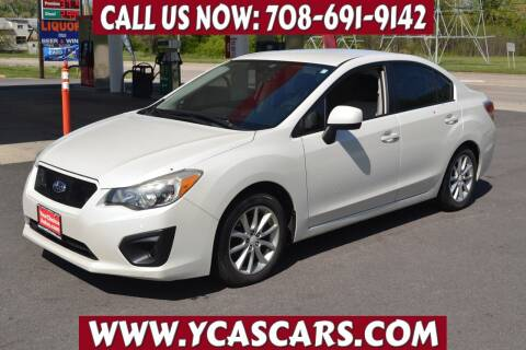2014 Subaru Impreza for sale at Your Choice Autos - Crestwood in Crestwood IL