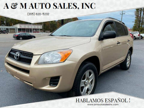 2012 Toyota RAV4 for sale at A & M Auto Sales, Inc in Alabaster AL
