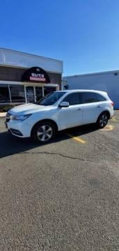 2014 Acura MDX for sale at Car VIP Auto Sales in Danbury CT