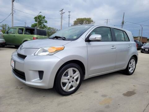 2012 Scion xD for sale at EURO MOTORS AUTO DEALER INC in Champaign IL