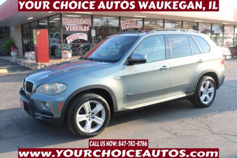2008 BMW X5 for sale at Your Choice Autos - Waukegan in Waukegan IL