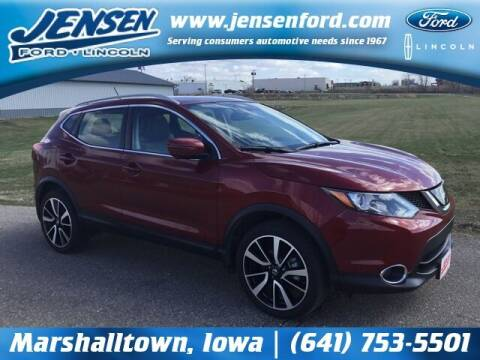 2019 Nissan Rogue Sport for sale at JENSEN FORD LINCOLN MERCURY in Marshalltown IA