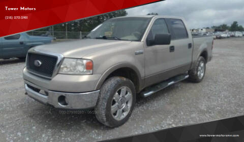 2006 Ford F-150 for sale at Tower Motors in Brainerd MN