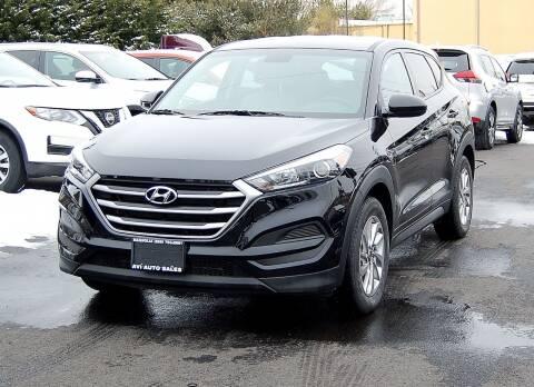 2018 Hyundai Tucson for sale at Avi Auto Sales Inc in Magnolia NJ