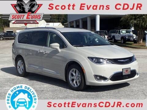 2020 Chrysler Pacifica for sale at SCOTT EVANS CHRYSLER DODGE in Carrollton GA