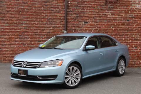 2012 Volkswagen Passat for sale at Four Seasons Motor Group in Swampscott MA