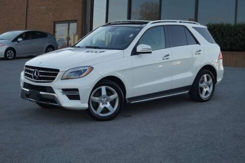 2015 Mercedes-Benz M-Class for sale at Next Ride Motors in Nashville TN