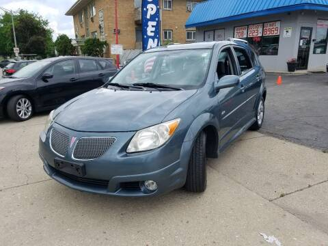 2007 Pontiac Vibe for sale at Nationwide Auto Group in Melrose Park IL