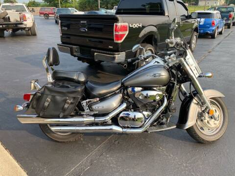 2005 Suzuki Boulevard C90 for sale at CarSmart Auto Group in Orleans IN