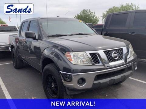 2011 Nissan Frontier for sale at Sands Chevrolet in Surprise AZ