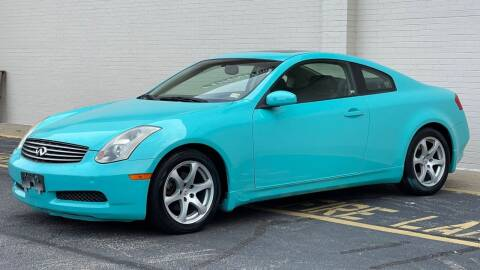 2003 Infiniti G35 for sale at Carland Auto Sales INC. in Portsmouth VA