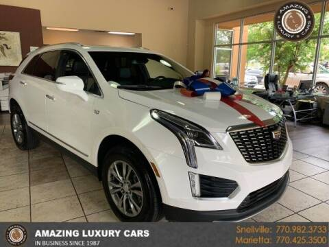 2021 Cadillac XT5 for sale at Amazing Luxury Cars in Snellville GA