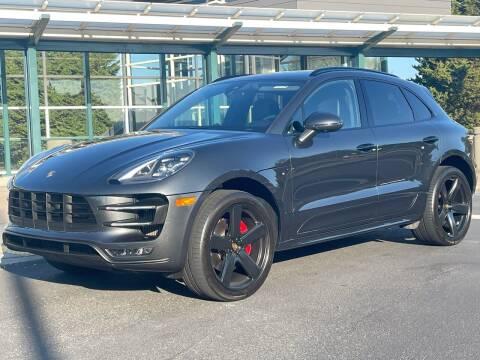 2018 Porsche Macan for sale at GO AUTO BROKERS in Bellevue WA